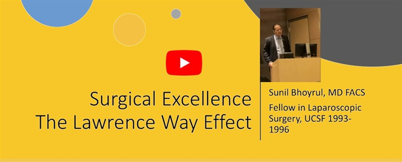 Surgical Excellence The Lawrence Way Effect